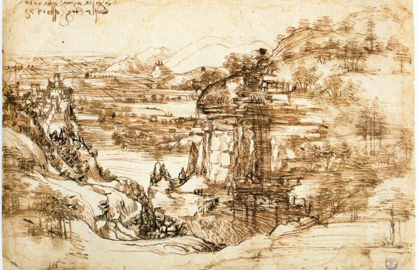 Újabb bizonyíték Leonardo da Vinci kétkezességére