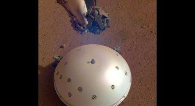 Rögzítette az első marsrengést az InSight szonda műszere