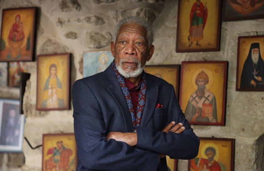 Új évaddal jelentkezik Morgan Freeman sorozata