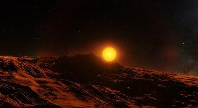 Épp most fejlődhet az élet a közeli exobolygókon
