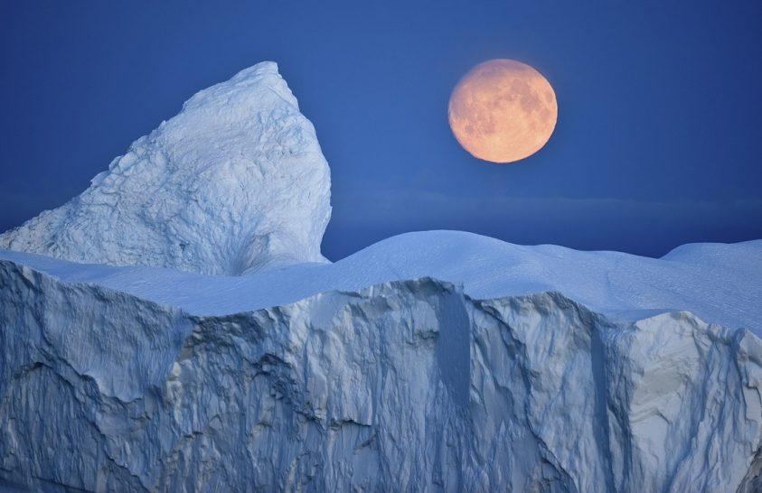 Félelmetesen gyorsan olvad a hatalmas Antarktiszi jégtömeg