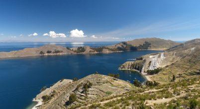 Kivételes leletekre bukkantak a Titicaca-tó mélyén