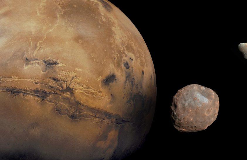 Két napfogyatkozást is megörökített a Curiosity marsjáró