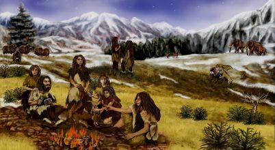 Az éghajlat átalakulása sarkallta kannibalizmusra a neandervölgyit