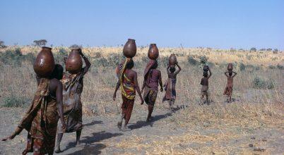 A felmérés szerint Csádban a legszomorúbbak az emberek