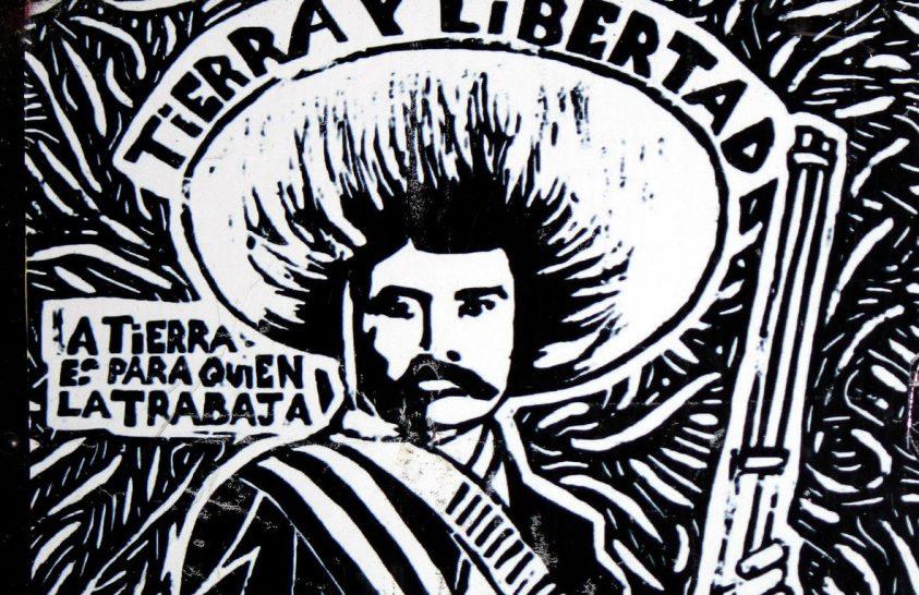 A mexikói forradalom egyik legnagyobb alakja
