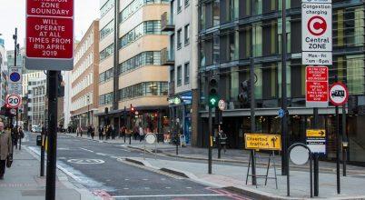 London központjában tisztább lesz a levegő