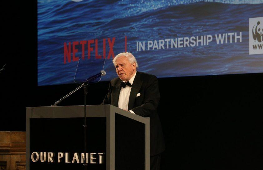 David Attenborough és bolygónk csodái