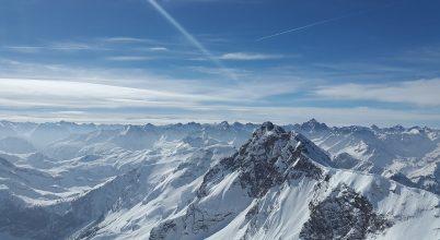 Veszélyben az alpesi gleccserek