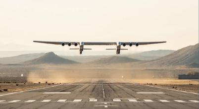 Felszállt a rekorder repülőgép