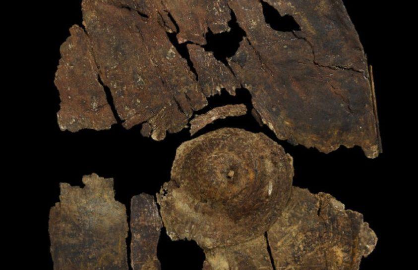 2300 éves kéregpajzs került elő a mai Anglia területéről