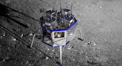 Ez a cég öt éven belül embert juttatna a Holdra