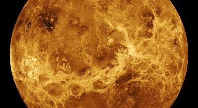 A Vénusz valaha olyan lehetett, mint a mai Föld