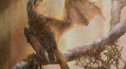 Bőrszárnyú dinoszaurusz maradványait tárták fel Kínában