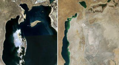 Mi lesz az Aral-tóval?
