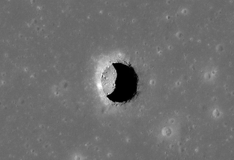 Alagútfúró gépet terveznek holdi körülményekre