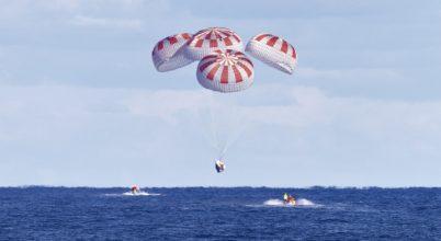 Kudarcba fulladt a SpaceX tesztje