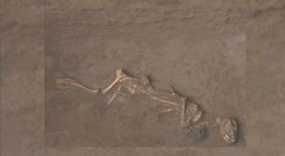 Kölyökkutyákat áldoztak a bronzkori Kínában
