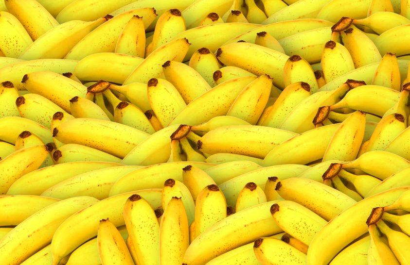 A banánra veszélyes gombának kedvez a klímaváltozás