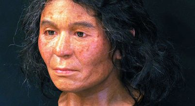 3800 évvel ezelőtt élt japán nő arcát rekonstruálták