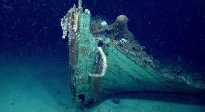 Rejtélyes, 19. századi hajóroncs került elő