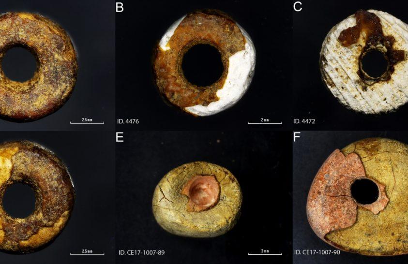 Már ötezer éve is hamisítottak borostyánt