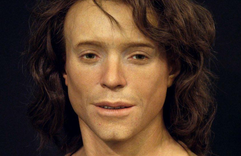 Egy mosolygó férfi a Római Birodalom bukása után