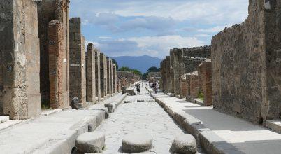 Vassal javították útjaikat a rómaiak
