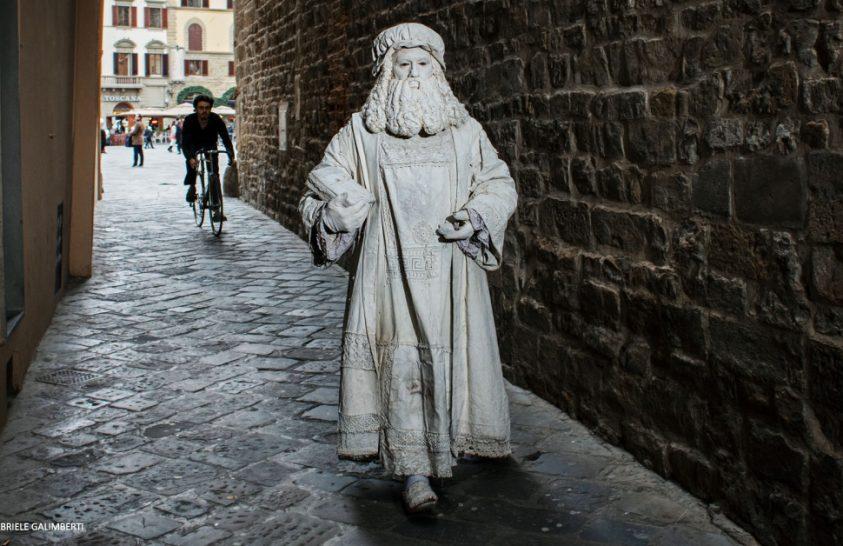 Leonardo da Vinci örökifjú szelleme