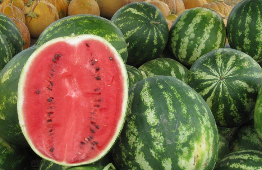Az ókori egyiptomiak már édes görögdinnyét ettek