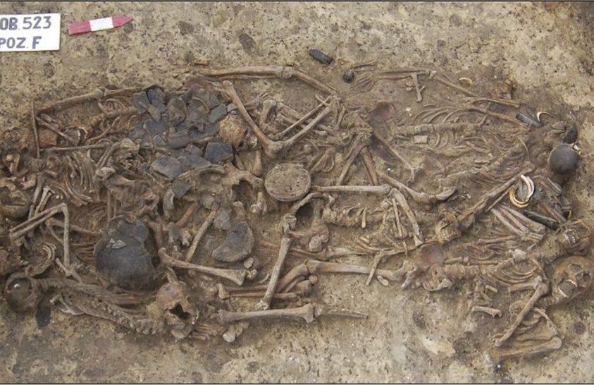 5 000 éves mészárlás áldozatainak maradványai kerültek elő