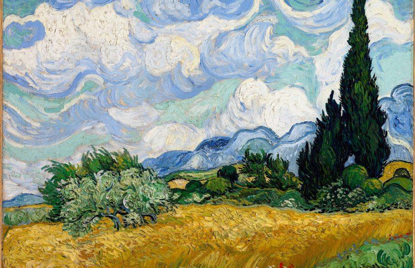 Miben hasonlítanak Van Gogh festményei a golflabdára?
