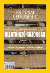 National Geographic 2019. júniusi címlap