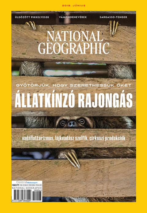 National Geographic Magazin - 2019. június