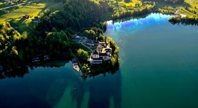 A nap képe: Schloss Fuschl