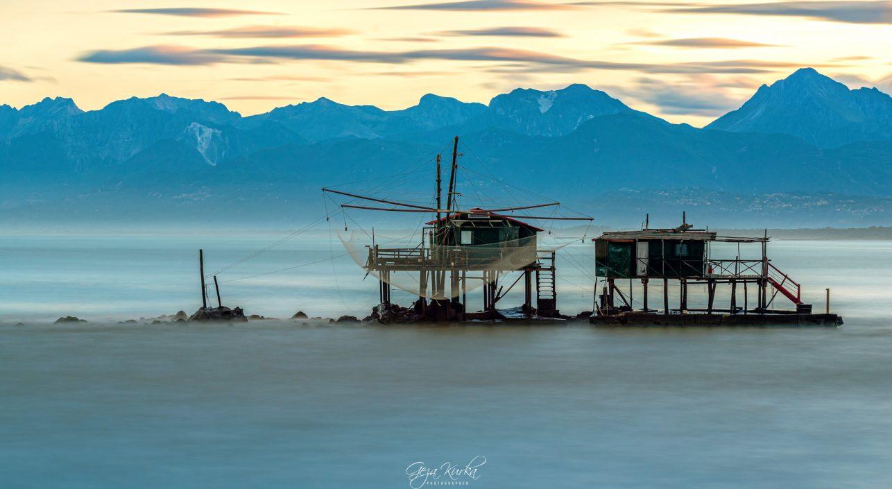A nap képe: Marina di Pisa
