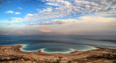 Dögevő baktériumok a Holt-tenger üledékeiben