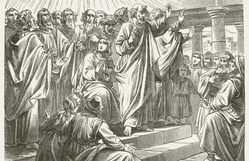 Pünkösdi újjászületés