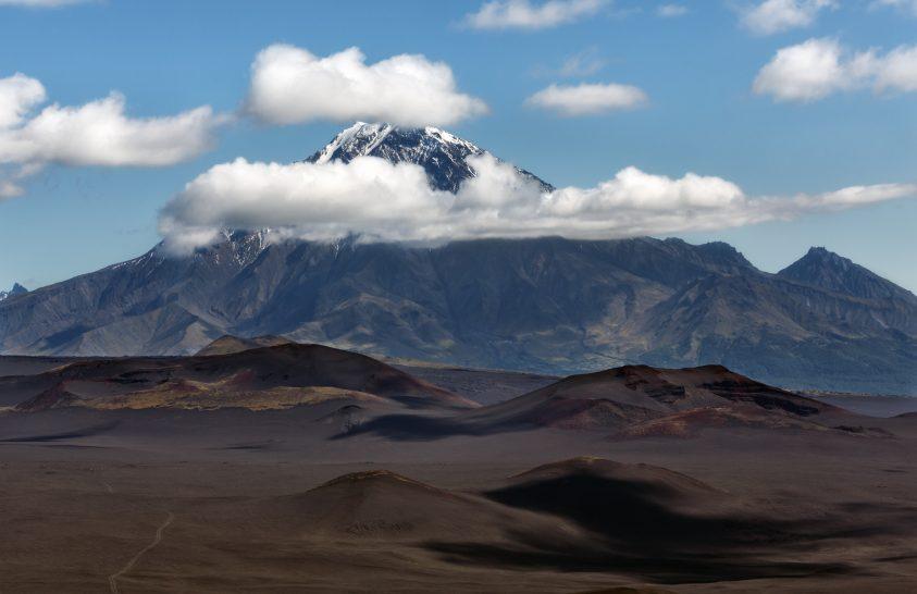 Ismét aktív egy kamcsatkai vulkán