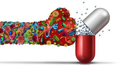 Sürgős tennivalók az antibiotikum-rezisztencia ellen