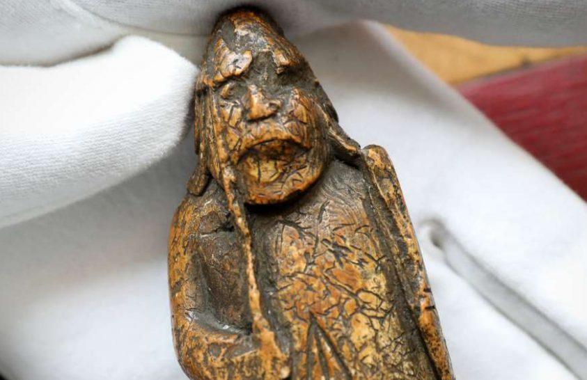 1 millió fontot érhet a ritka, középkori sakkfigura