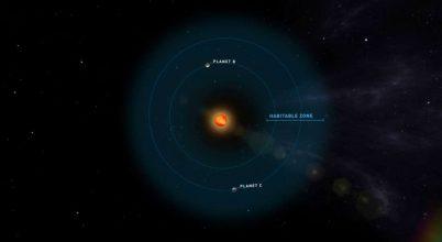 """Föld-szerű bolygókra bukkantak a """"szomszédban"""""""