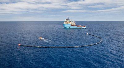 Újraindult a nagy csendes-óceáni szemételtakarítás