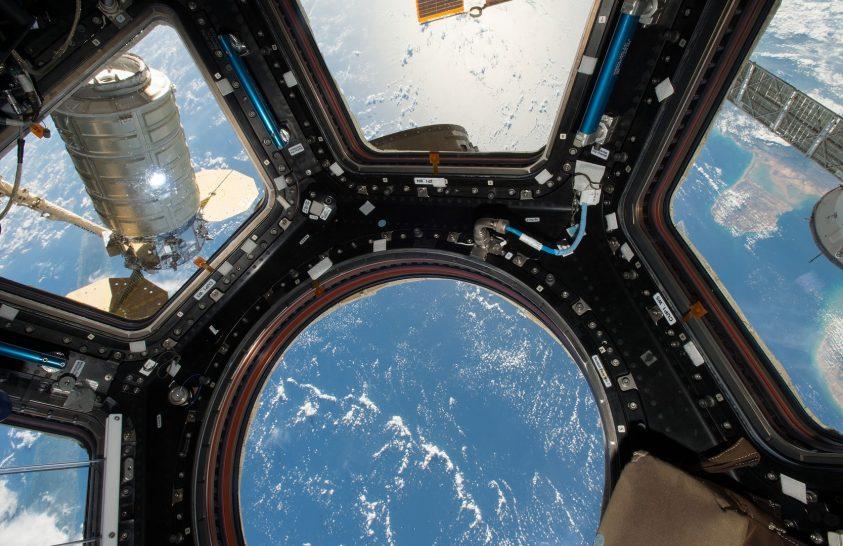 Űrturisták indulhatnak a Nemzetközi Űrállomásra