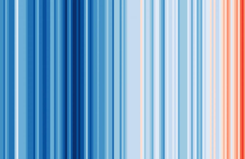 Így néz ki a globális felmelegedés
