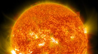 Veszélyt jelent ránk a Nap?