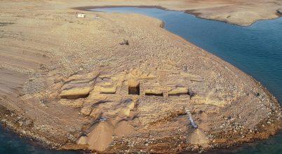 3400 éves palotát tártak fel Irak kurdisztáni területén