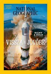 National Geographic 2019. júliusi címlap