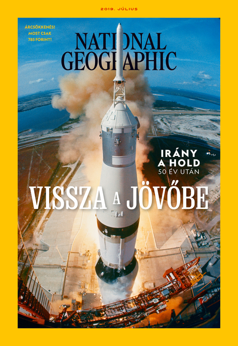 National Geographic Magazin - 2019. július
