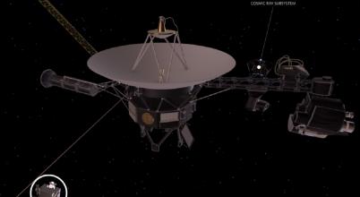 A Voyager űrszondákon nem fog az idő